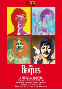 beatlesscpaposter